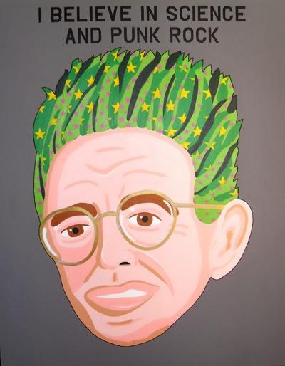 scipunk new Art   Brad Lamers
