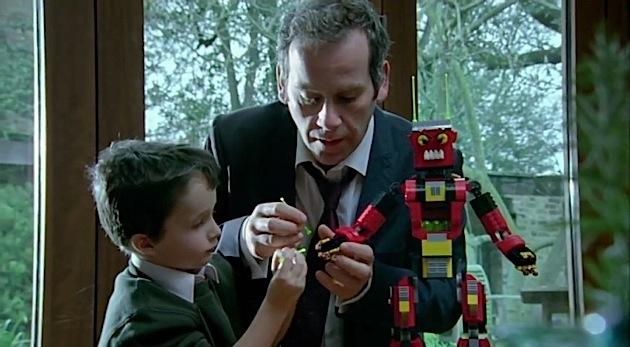snygo files002 lego vater sohn LEGO® Lets Build   Father Son Commercial