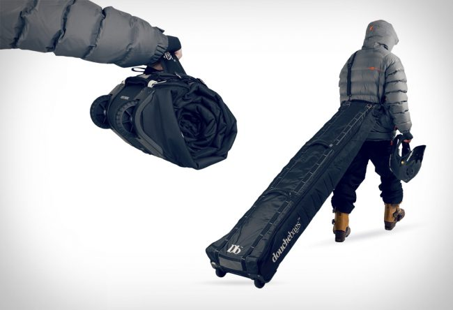 the douchebag large 650x444 The Douchebag, Ski and Snowboard Bag