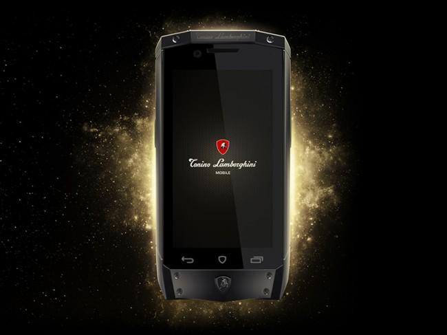 tonino lamborghini antares smartphone 02 650x487 Tonino Lamborghini Android Smartphone Antares