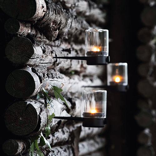 wsdwedf Pipe Candleholders