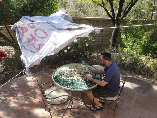 1724 Man Finds 101 Creative Ways to Use His Ex Wifes Wedding Dress