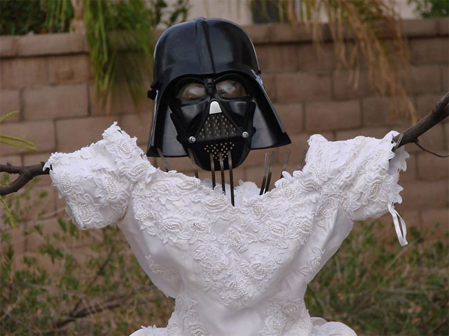 6101 Man Finds 101 Creative Ways to Use His Ex Wifes Wedding Dress