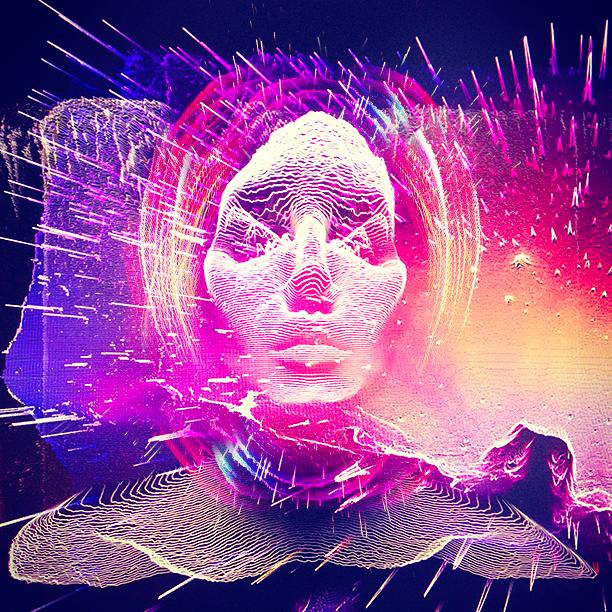 9 Fractale Reminiscence by Steve Fraschini