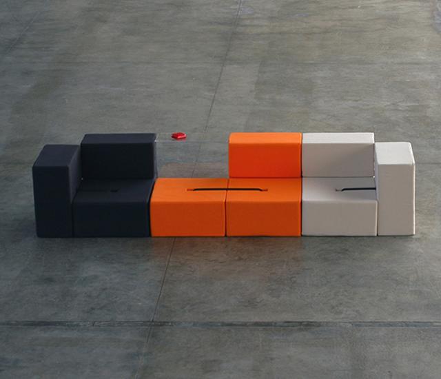 9o Infinito modular system by Oriol Barri