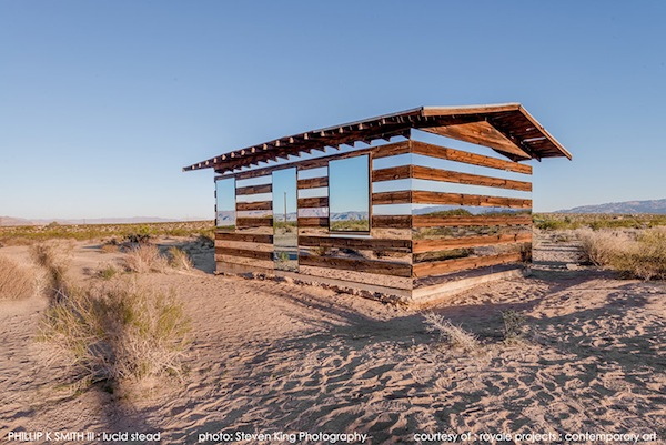 Awesome 'Lucid Stead' Installation by Phillip K. Smith III6 Awesome 'Lucid Stead' Installation by Phillip K. Smith III