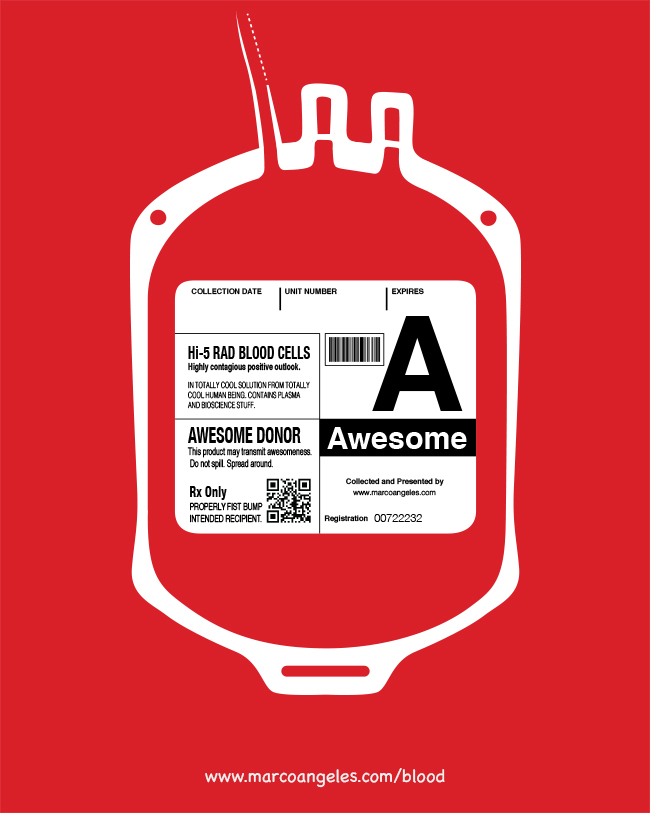 BloodGroup A image Awesome Blood Group