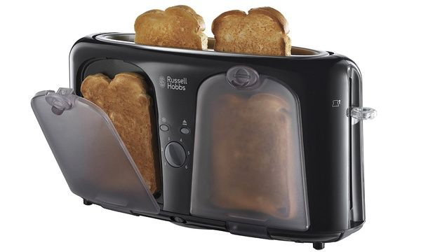 Easy Toaster from Russel Hobbs Christmas gift ideas: 10 best kitchen appliances