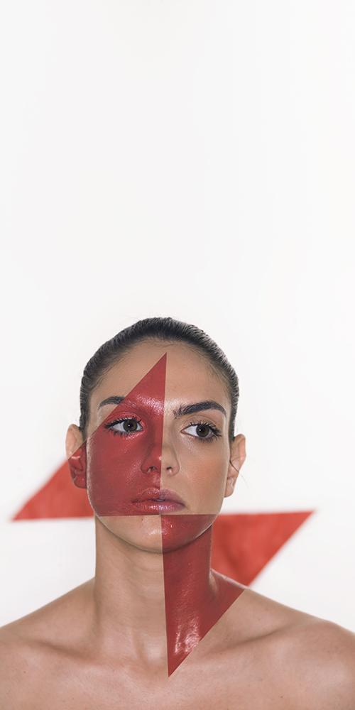 Gina3 Illusion Portrait Photography by Oktawian Otlewski