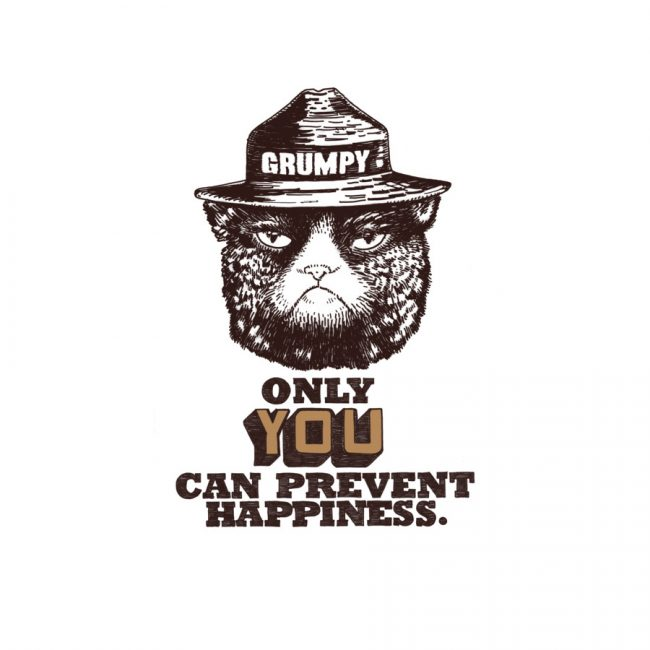 Grumpy PSA T shirt design by opifan64 design 650x650 Grumpy PSA T shirt design by opifan64