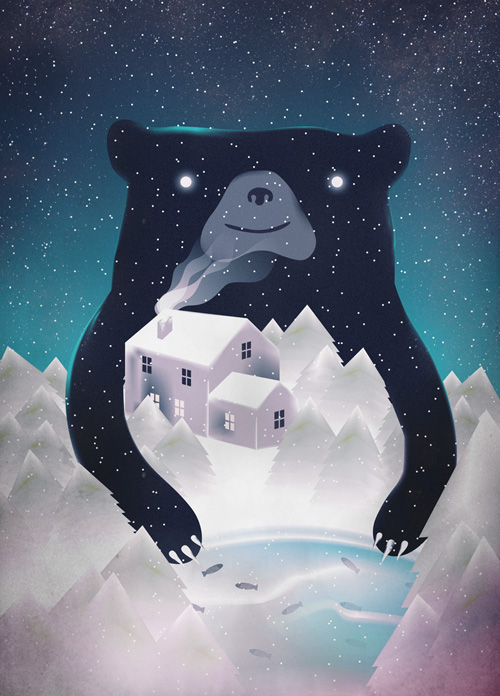 Martynas Pavilonis I ♥ Winter by Martynas Pavilonis