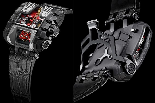 Rebellion T 1000 Gotham Watch 11 650x433 Rebellion T 1000 Gotham Watch