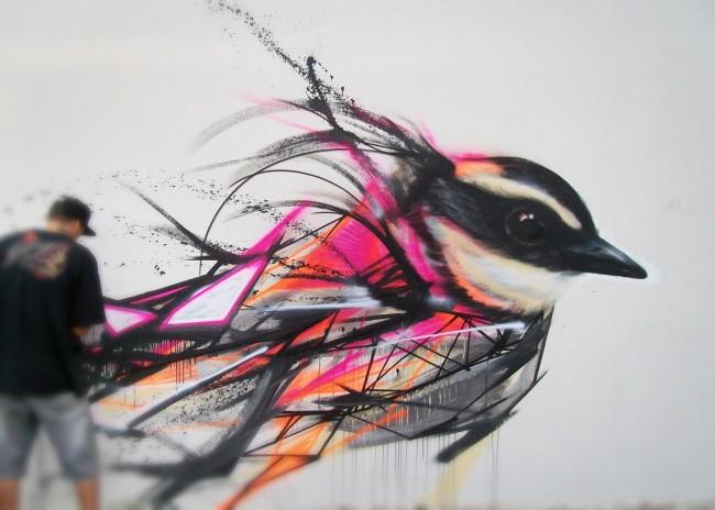 Street Art by L7m 1 650x464 Street Art by L7m