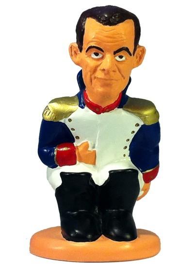 caganer nicolas sarkozy1 Caganer Nicolas Sarkozy (versión Napoléon)
