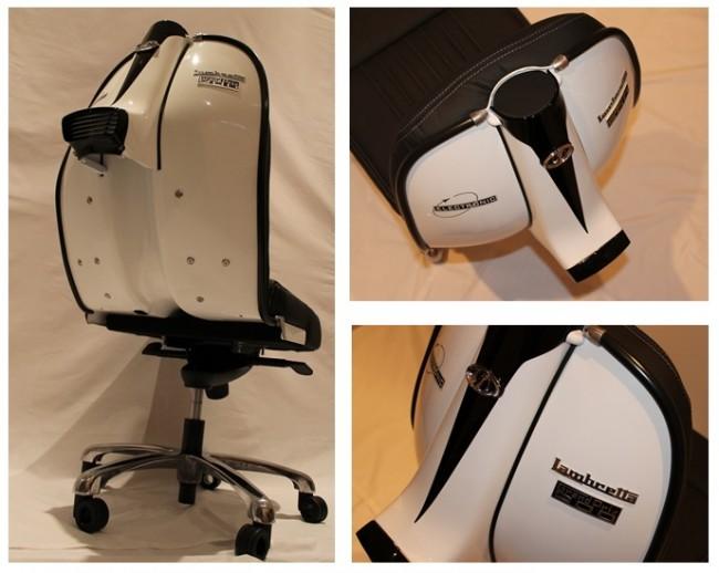 gp200 12 650x518 Lambretta Chair