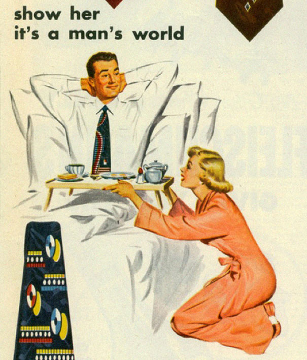 vintage ads 1 30 Vintage Ads That Would Be Banned Today
