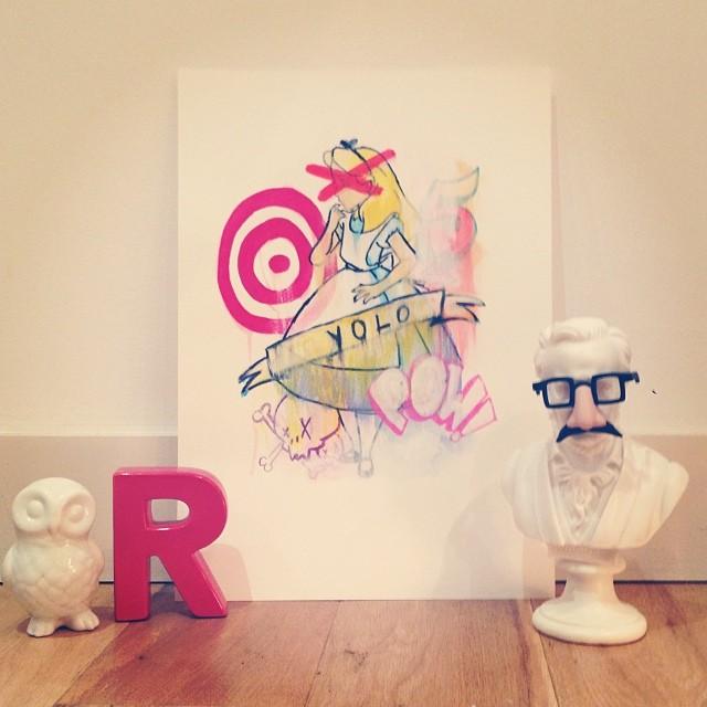 009494944e0011e3a8551252a0dde04d 8 Street Art Inspired Paintings