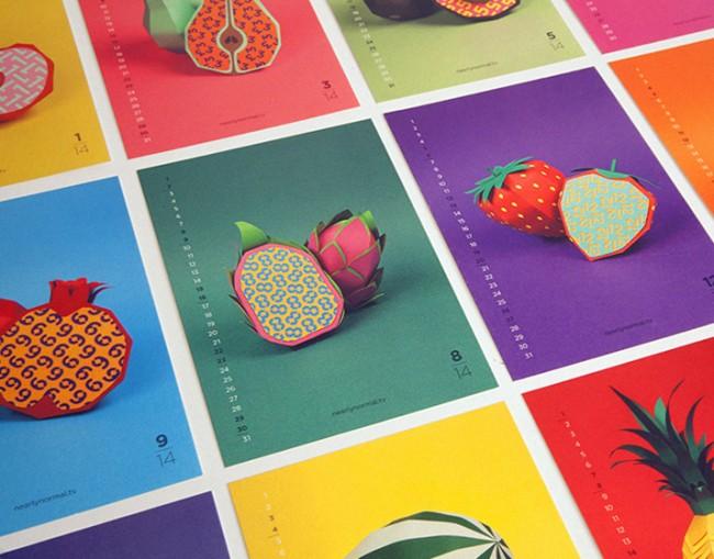 0117 650x509 New Flavours Calendar 2014