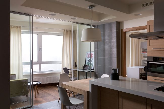 13 11 23 0722 650x433 Modern apartment by Irina Mayetnaya and Mikhail Golub in Kiev, Ukraine