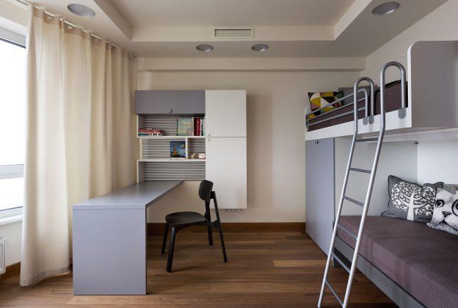 13 11 23 1253 650x437 Modern apartment by Irina Mayetnaya and Mikhail Golub in Kiev, Ukraine