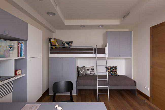 13 11 23 1293 650x433 Modern apartment by Irina Mayetnaya and Mikhail Golub in Kiev, Ukraine