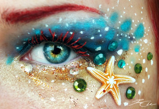 Eye Makeup by Svenja Schmitt