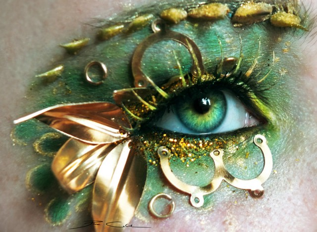 Eye Makeup by Svenja Schmitt 4