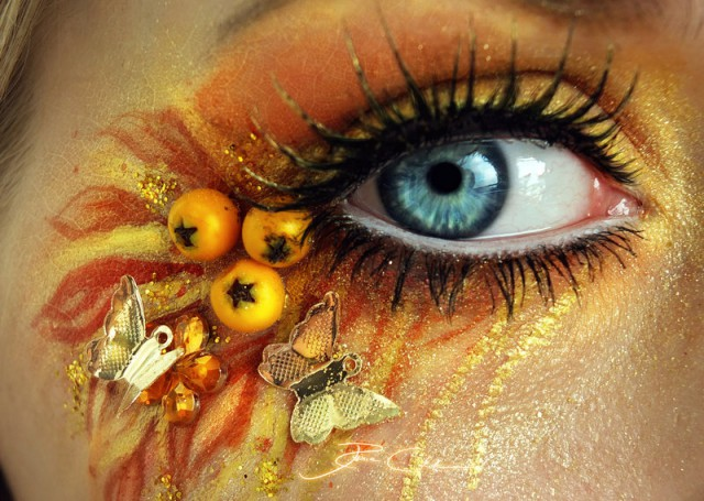 Eye Makeup by Svenja Schmitt 5