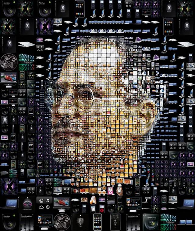1354284469 0 640x756 Mosaic Portraits by Charis Tsevis