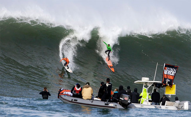 1356 Mavericks Surf Competition