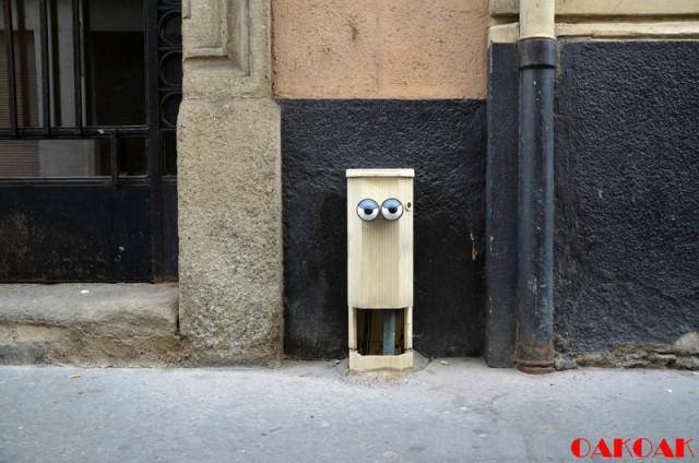 1357653907 4 640x424 Creative Street Art Works by OaKoAk