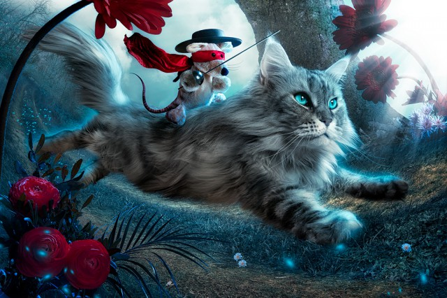 1358150705 5 640x426 Photo Manipulation and Surrealism by Christophe Kiciak