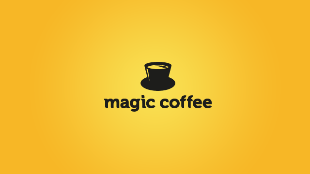 16 MagicCoffee logo 21 Unique Logo Designs