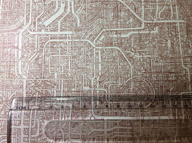 497 Dad Spends 7 Years on Incredibly Detailed Maze!