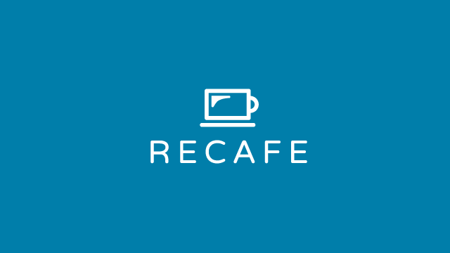 4 Recafe logo 21 Unique Logo Designs
