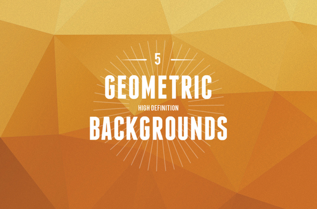5 geometric high definition backgrounds 5 Free High Definition Geometric Backgrounds