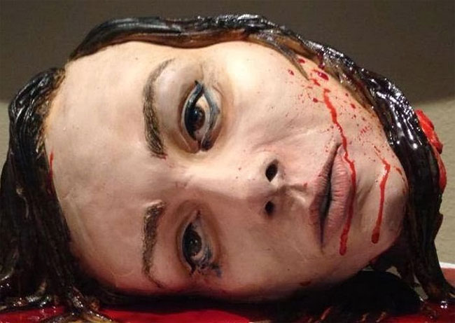 5121 The Most Gruesome Wedding Cake Ever