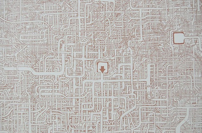 580 Dad Spends 7 Years on Incredibly Detailed Maze!
