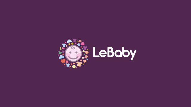 9 LeBaby logo 21 Unique Logo Designs