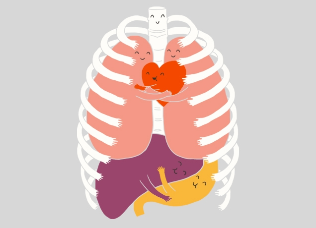 HUGS KEEP US ALIVE Design by Lim Heng Swee Top 15 Selling Girls Tees From Threadless