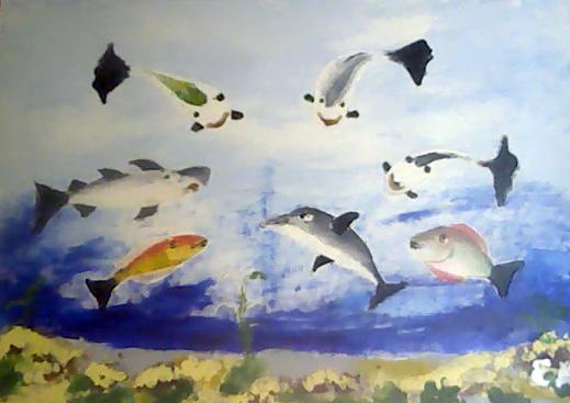 Painting Without Sight 11 Painting Without Sight