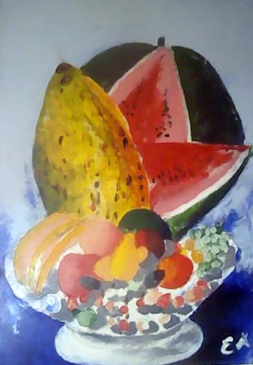 Painting Without Sight 2 Painting Without Sight