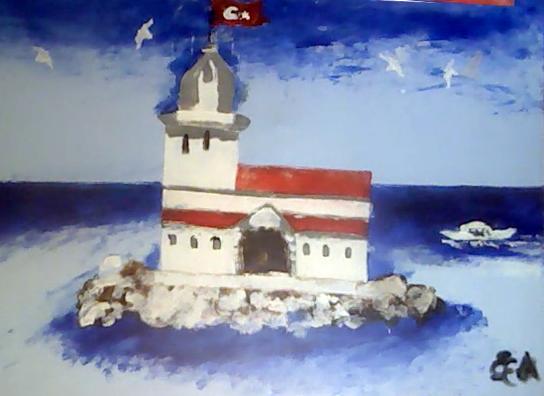 Painting Without Sight 61 Painting Without Sight