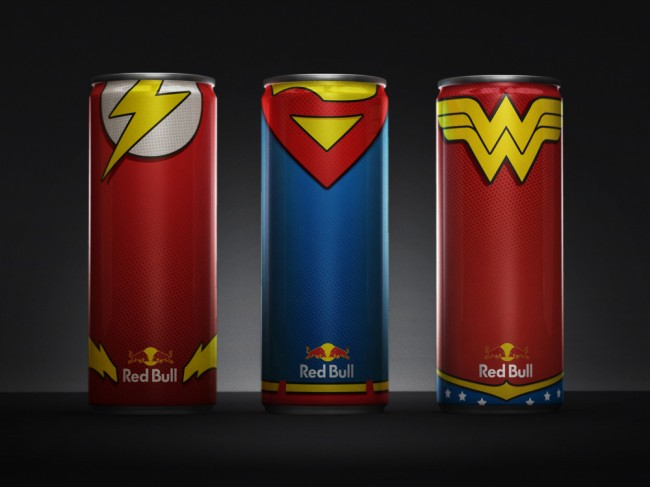 Redbull DiegoFonseca 04 650x487 Red Bull Superheroes Packaging