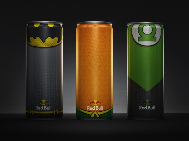 Redbull DiegoFonseca 051 650x487 Red Bull Superheroes Packaging
