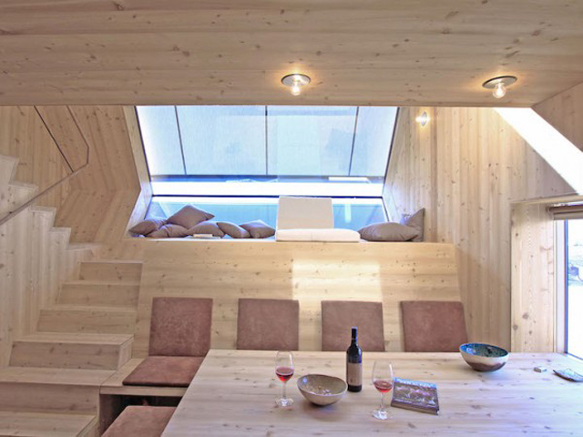 Small House Build In Austria By Peter Jungmann 1 Small House Build In Austria By Peter Jungmann