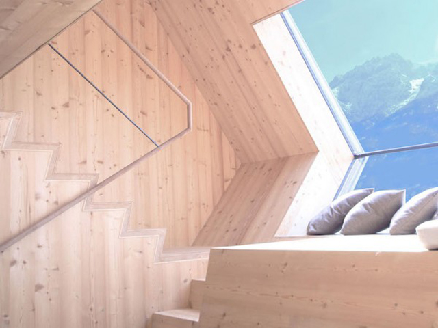 Small House Build In Austria By Peter Jungmann 2 Small House Build In Austria By Peter Jungmann