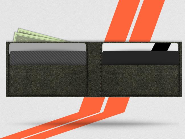 Trofeo TwinFold wallet 650x487 Trofeo TwinFold Wallet