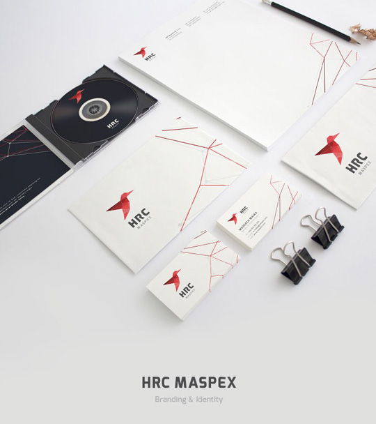 Visual Identity and Branding Series HRC Maspex 1 Visual Identity and Branding Series : HRC Maspex
