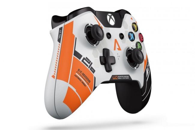 Xbox One Titanfall Wireless Controller 21 650x433  Xbox One Titanfall Wireless Controller